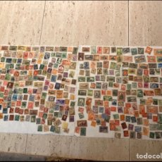 Francobolli: LOTE 350 SELLOS ANTIGUOS DE ESPAÑA Y OTROS PAÍSES DEL SIGLO XIX Y XX. Lote 246549005