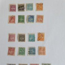 Selos: TELEGRAFOS EDIFIL 68-75, 68N-75N Y 76-84 Y SELECCIÓN DE 9 VALORES CLÁSICOS.. Lote 258141175