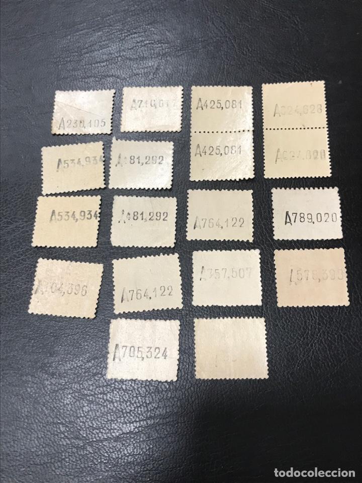 Sellos: Lote 18 sellos de telégrafos, nuevos sin fijasellos, ver fotos - Foto 4 - 263039475