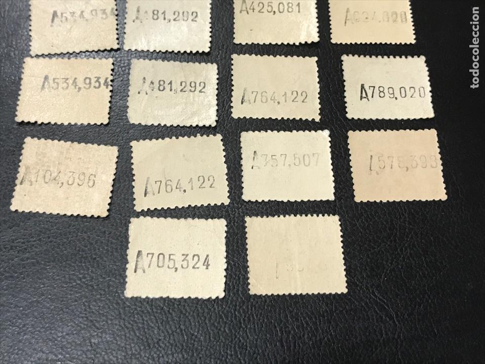 Sellos: Lote 18 sellos de telégrafos, nuevos sin fijasellos, ver fotos - Foto 6 - 263039475