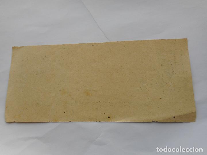 Sellos: ANTIGUO RECIBO GIRO TELEGRAFICO.TELECOMUNICACION CORDOBA 1971 - Foto 3 - 287582548