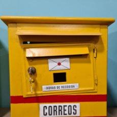Sellos: BUZÓN DE PARED PEQUEÑO DE CORREOS. Lote 288569493
