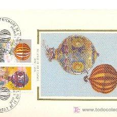 Timbres: FRANCIA. AEROFILATELIA. GLOBOS. YVERT 2261/2. Lote 10291288
