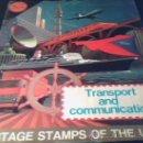 Sellos: TRANSPORTES Y COMUNICACIONES. ALBUM CON SELLOS DE LA ANTIGUA UNION SOVIETICA.. Lote 27637593