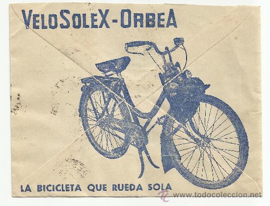 Sellos: O4-CARTA COMERCIAL PUBLICIDAD MURCIA FLORIDABLANCA BICICLETAS ALBURQUERQUE.HISTORIA POSTAL..PUBLICID - Foto 2 - 38034921