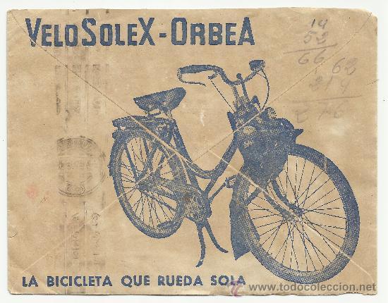 Sellos: O7-CARTA COMERCIAL PUBLICIDAD MURCIA FLORIDABLANCA BICICLETAS ALBURQUERQUE.HISTORIA POSTAL..PUBLICID - Foto 2 - 38035298
