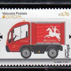 Sellos: PORTUGAL 2013 - COCHES. EUROPA - 1 SELLO. Lote 43309271