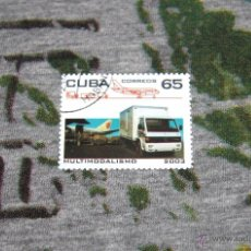 Sellos: SELLOS - MULTIMODALISMO 2003 - CORREOS - CUBA. Lote 50411447