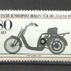 Sellos: SELLO ALEMANIA 1983 TEMATICA MOTOS. Lote 59016550