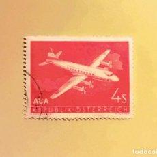 Sellos: AUSTRIA - AVIACION - AUA.. Lote 128135275