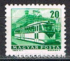 HUNGRIA Nº 1958, AUTOCAR DE TELEVISIÓN, NUEVO *** (Sellos - Temáticas - Otros Transportes)