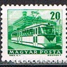 Sellos: HUNGRIA Nº 1958, AUTOCAR DE TELEVISIÓN, NUEVO ***. Lote 135447814