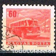 Sellos: HUNGRIA Nº 1952, AUTOBÚS, USADO. Lote 135449094