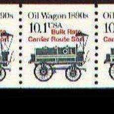 Sellos: USA 1985 OIL WAGON PRECANCELADO. Lote 147856870