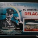 Sellos: TRANSPORTE-ZEPPELINES-TOGOLAISE-2010-BLOQUE**(MNH). Lote 160173818