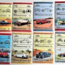 Sellos: BEQUIA/GRENADINES S. VINCENT. 21 AUTOMÓVILES (II): FIAT TIPO 508 BABILLA, LEYLAND EIGHT, MARMON WASP. Lote 160572450