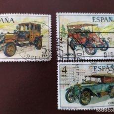 Sellos: PACK DE SELLOS DE TRANSPORTE. Lote 194786142