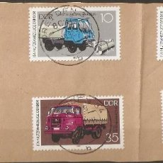 Timbres: ALEMANIA DDR.1982. YT 2393/2398. Lote 198982770