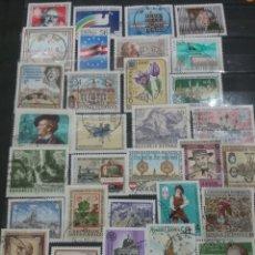 Sellos: SELLOS AUSTRIA (OSTERREICH) MTDOS/1986/AÑO COMPLETO MENOS VALORES (2)DÍA SELLO Y PERSONAJES/ARTE/TR. Lote 213504185