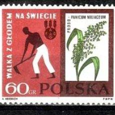 Sellos: SELLOS COCHES POLONIA 1963 1229/31 3V. B. Lote 222664743