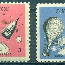 Sellos: 1036 CUBA 1965 MNH MATIAS PEREZ COMMEMORATION. Lote 226312036