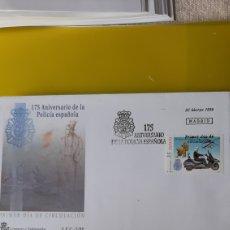 Sellos: ESPAÑA 1999 SFC 5 EDIFIL 3623 USADO POLICIA ESPAÑOLA MOTORISTA FILATELIA COLISEVM VER MIS LOTES. Lote 244796190
