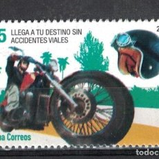 Sellos: ⚡ DISCOUNT CUBA 2019 RADD SAFETY CAMPAIGN MNH - MOTORCYCLES, STSI. Lote 261277710