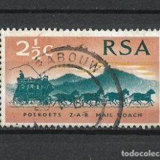 Sellos: SELLO SUDAFRICA CARRUAJES - 19/42. Lote 287695868