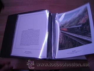 Sellos: LEGENDARY LOCOMOTIVES OF THE 50 STATES FINE ART PRINTS 1994 TREN FERROCARRIL locomotora (Ver Video) - Foto 9 - 44960991
