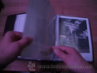 Sellos: LEGENDARY LOCOMOTIVES OF THE 50 STATES FINE ART PRINTS 1994 TREN FERROCARRIL locomotora (Ver Video) - Foto 11 - 44960991