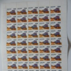 Sellos: 50 S - TANZANIA 1-50 LOCOMOTIVES 64 CLASS ENGINE - LOCOMOTORAS - 25.11.1985 - Nº 095158. Lote 88831452