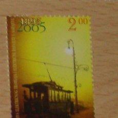 Sellos: BOSNIA HERZEGOVINA 2005 MICHEL 381 YVERT 466 SCOTT 493 ALUMBRADO ELECTRICO EN SARAJEVO TRANVIA. Lote 95173915