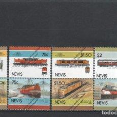 Sellos: NEVIS Nº 353 AL 360 (**). Lote 218764867
