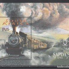 Sellos: SUDÁFRICA. 1999 YVERT Nº HB 73 /**/ TENES. . Lote 157136546