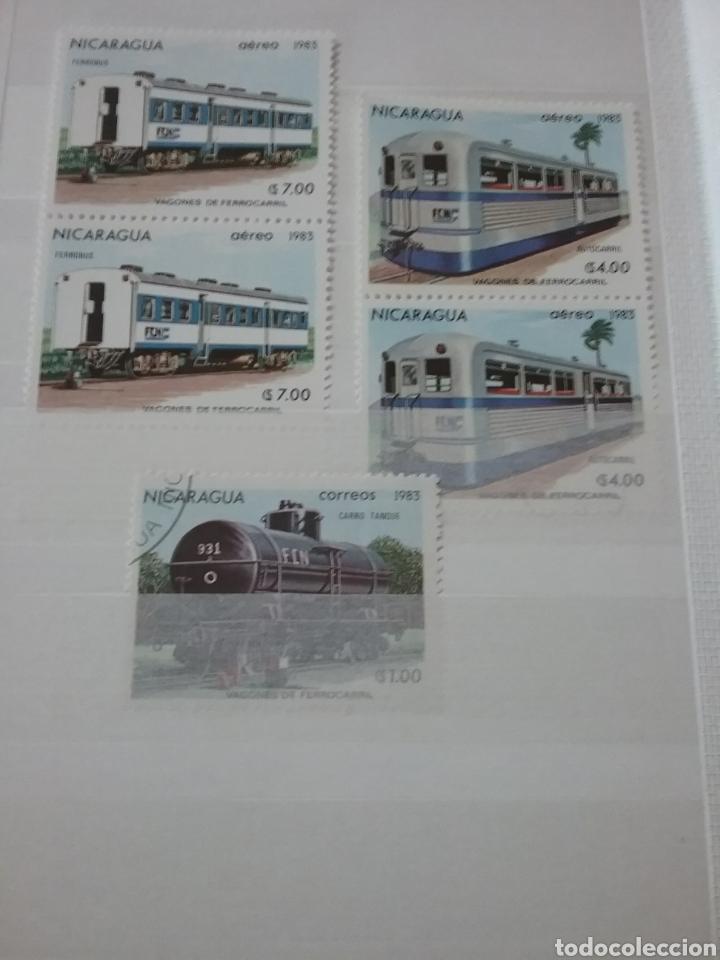 Sellos: MINI-Clasificador Trenes/Mismo precio; con o sin clasificador/locomotoras/vías /VER FOTOS/2 - Foto 3 - 160952266