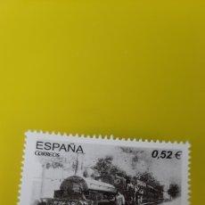 Sellos: TRENES LINEA BARCELONA/SARRIA FERROCARRILES ESPAÑA 2913 EDIFIL 4800 NUEVA O USADA SOLICITA. Lote 245155580
