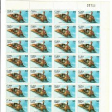 Sellos: ⚡ DISCOUNT CUBA 1988 RAILWAY DEVELOPMENT MNH - TRANSPORT, THE TRAINS. Lote 257572945