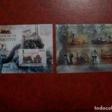 Sellos: /22.04/-LIQUIDACION-BURUNDI-2012-SERIE COMPLETA+BLOQUE EN NUEVO(**MNH)-SIN DENTAR. Lote 257699155