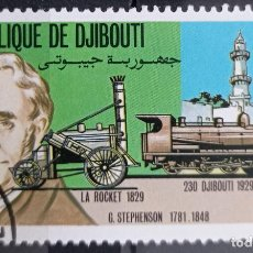 Timbres: SELLOS TRENES. Lote 260156245