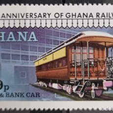 Timbres: SELLOS TRENES. Lote 260168560