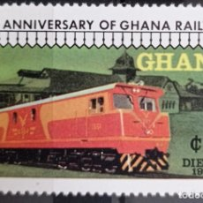 Timbres: SELLOS TRENES. Lote 260169075