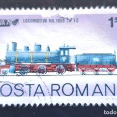 Sellos: MICHEL RO 3676 - RUMANÍA - INTERNATIONAL TRAFFIC EXHIBITION - 1979. Lote 288610893