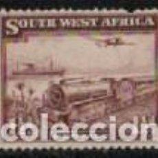 Sellos: AFRICA SUROCCIDENTAL ALEMANA, 181, TRANPORTE DEL CORREO EN FERROCARRIL, NUEVO SIN SEÑAL DE CHARNELA. Lote 289463433