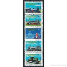 Sellos: UY2266 URUGUAY 1997 MNH THE 100TH ANNIVERSARY OF THE GENERAL ARTIGAS CENTRAL STATION, MONTEVIDEO. Lote 293399233