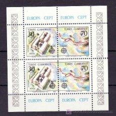 Sellos: TURQUIA HB 23 SIN CHARNELA, TEMA EUROPA 1982, HECHOS HISTORICOS, . Lote 11769533