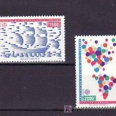 Sellos: TURQUIA 2695/6 SIN CHARNELA, TEMA EUROPA 1992, V CENTENARIO DEL DESCUBRIMIENTO DE AMERICA,. Lote 11933389