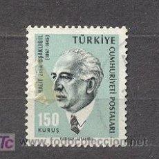Sellos: TURQUIA, USADO. Lote 19888701