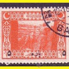 Sellos: TURQUÍA 1917 IVERT Nº 569 (O). Lote 50554918