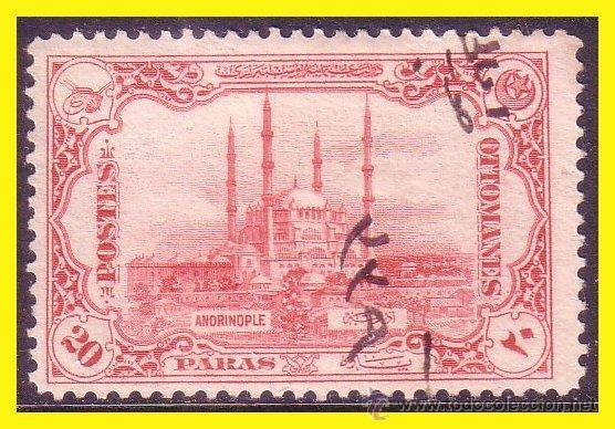 TURQUÍA 1913 IVERT Nº 175 (O) (Sellos - Extranjero - Europa - Turquía)