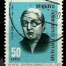 Sellos: TURQUIA 1965- YV 1763. Lote 160614916
